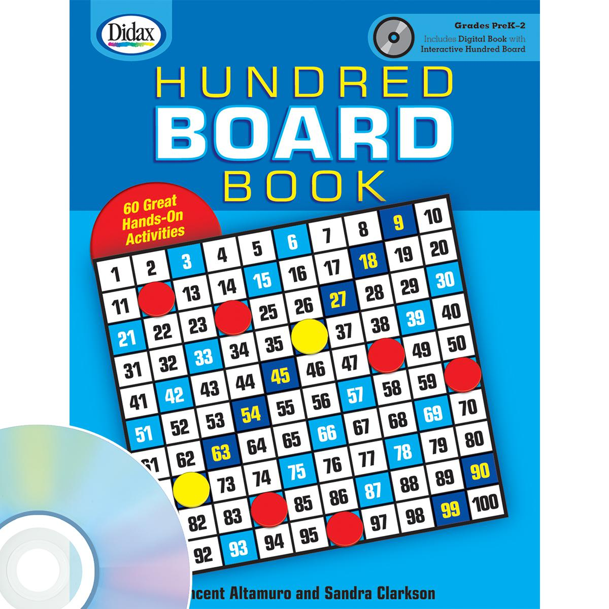 Hundred Board Book Grades K-2