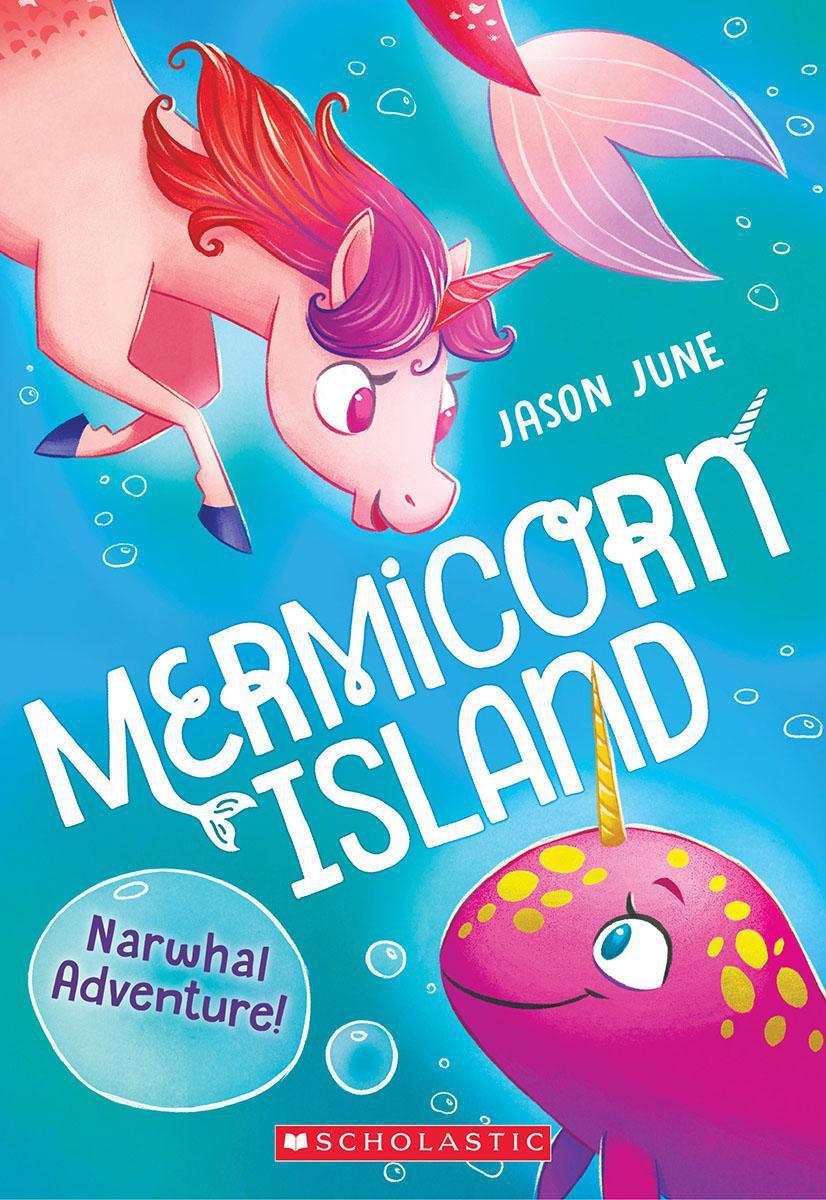 Mermicorn Island #2: Narwhal Adventure!