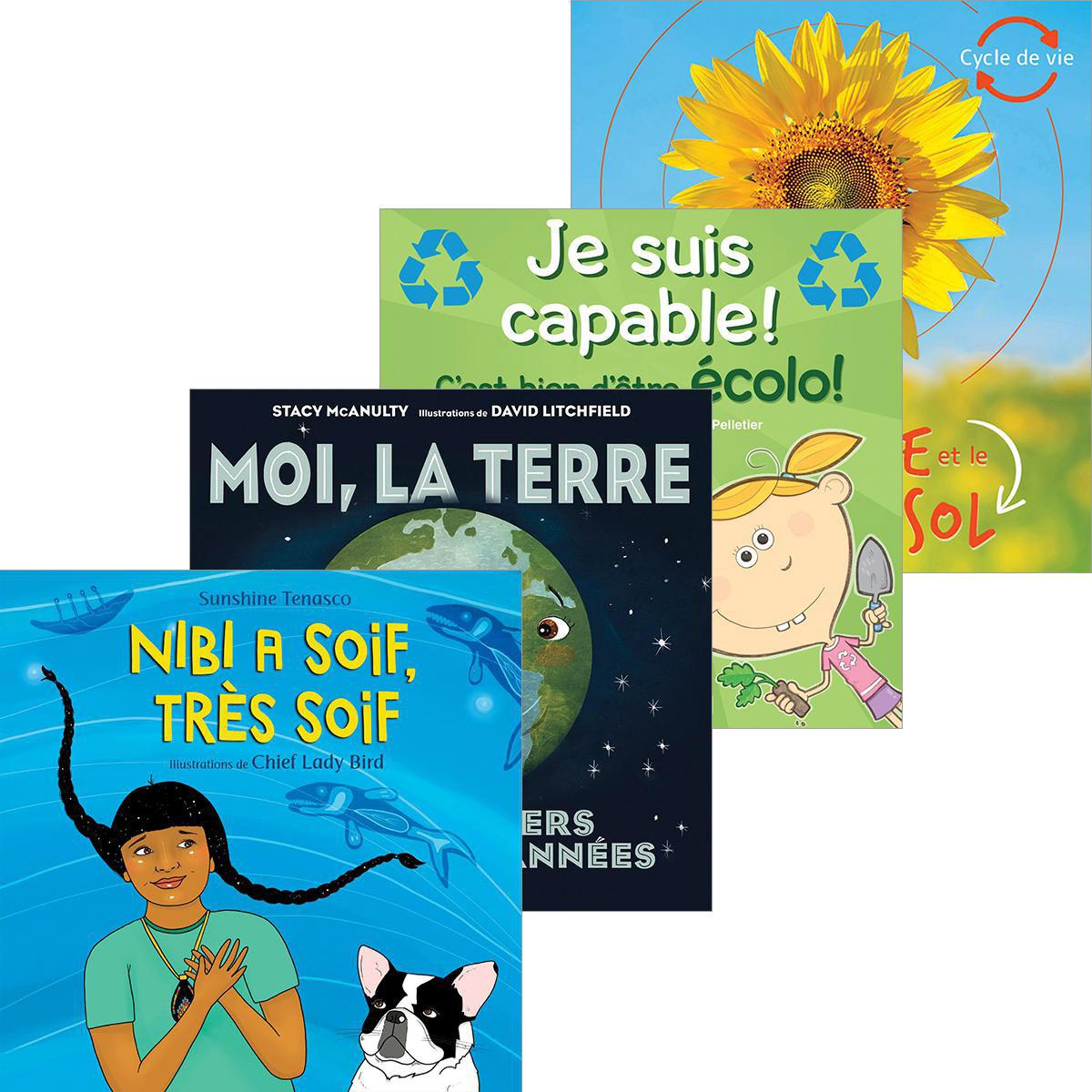 Ensemble thématique - L'environnement et l'écologie