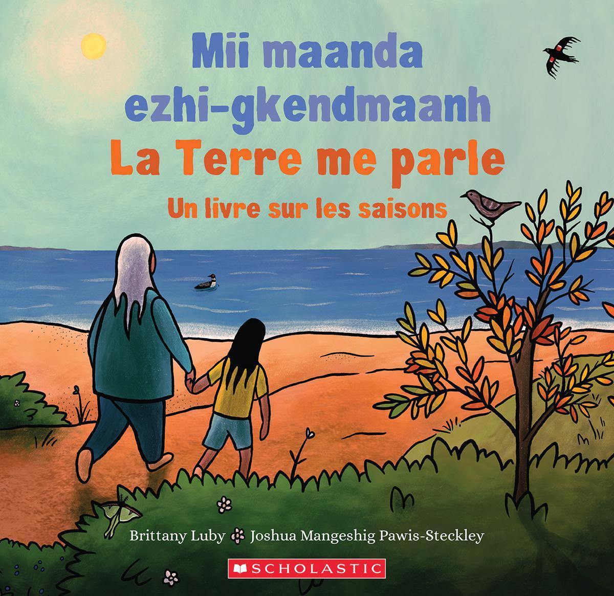 La Terre me parle : Un livre sur les saisons