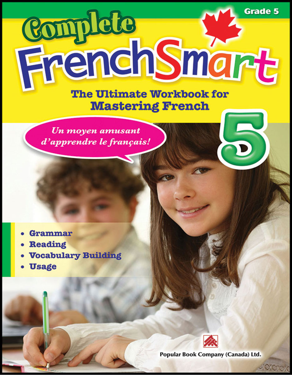 Complete FrenchSmart Grade 5