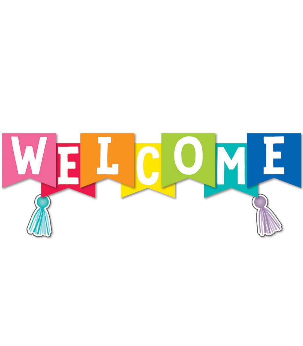 Hello Sunshine Welcome Bulletin Board Set