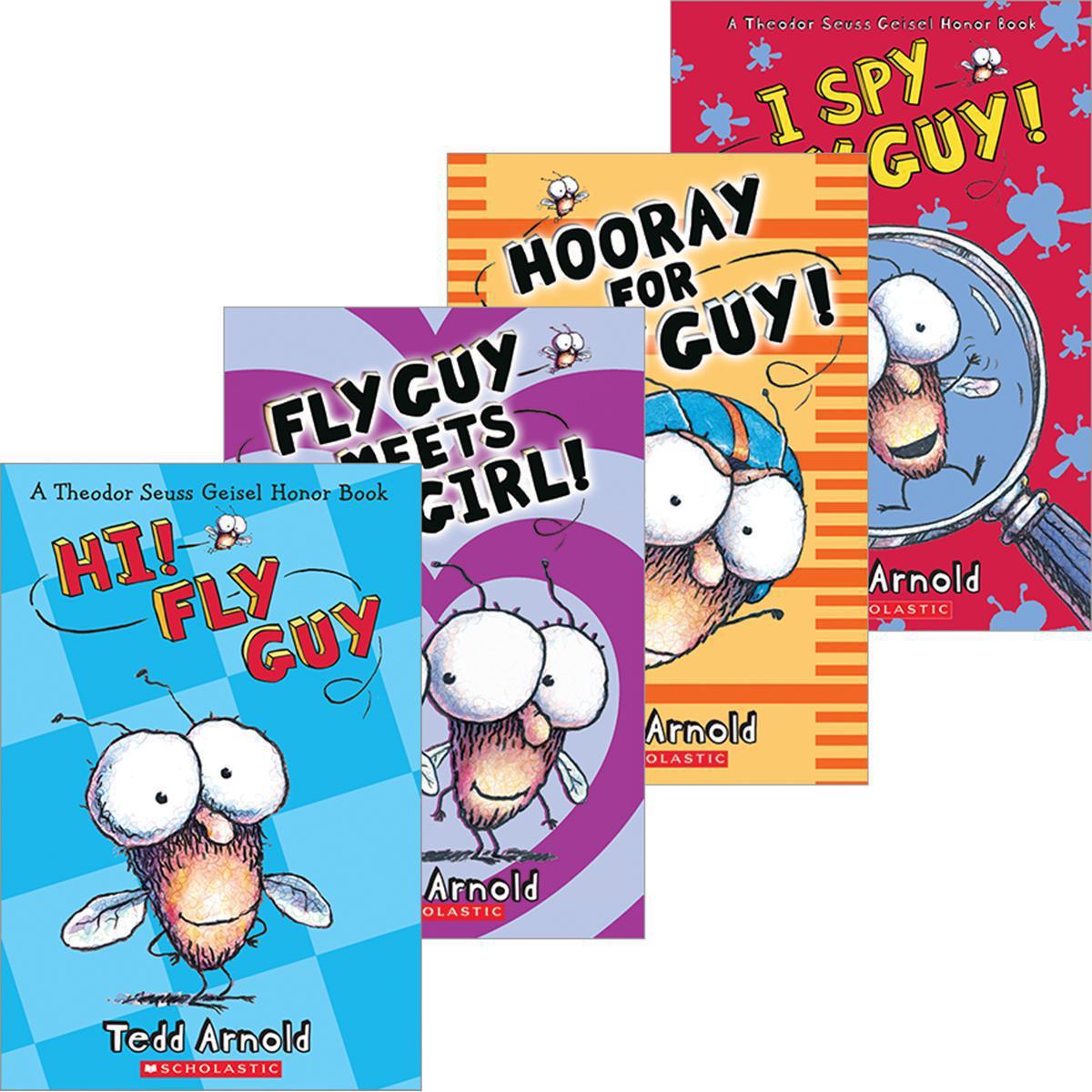 Fly Guy Pack