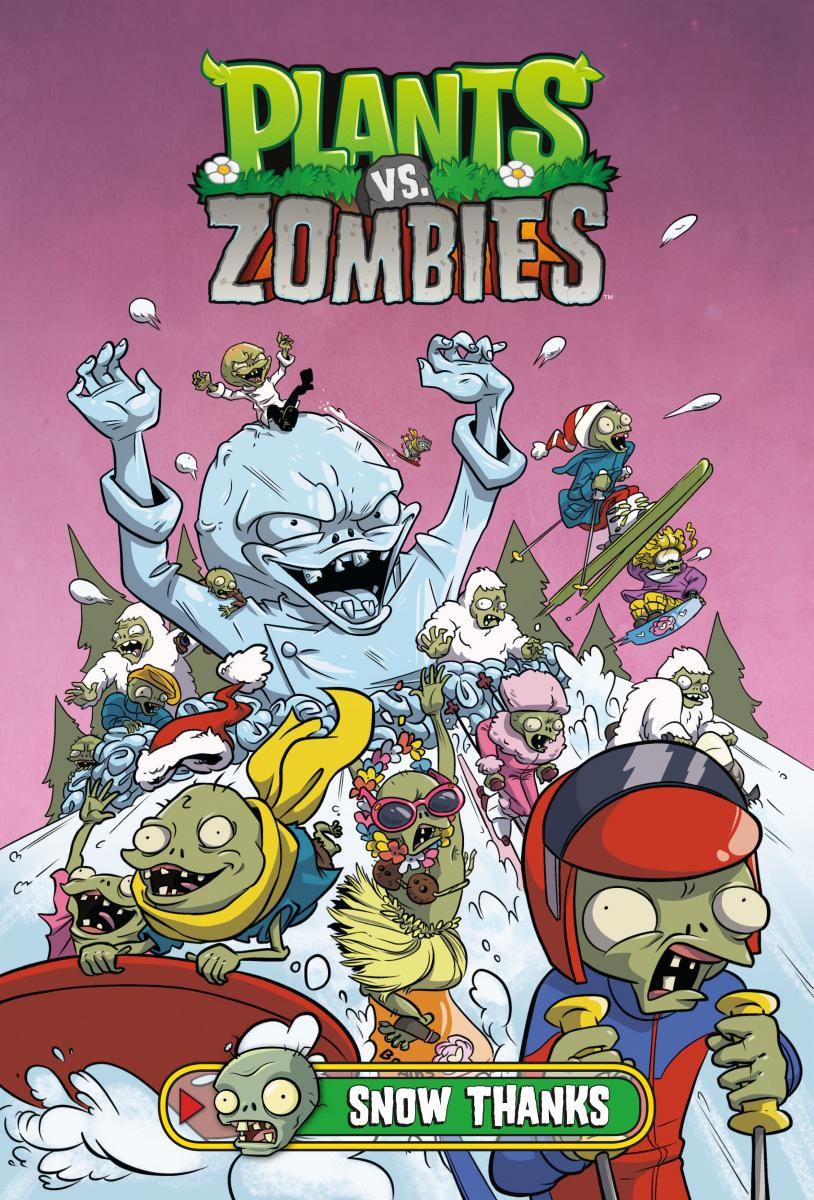 Plants vs. Zombies: Snow Thanks