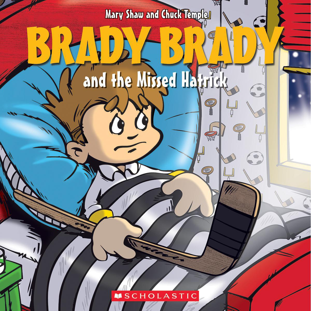 Brady Brady and the Missed Hatrick 10-Pack