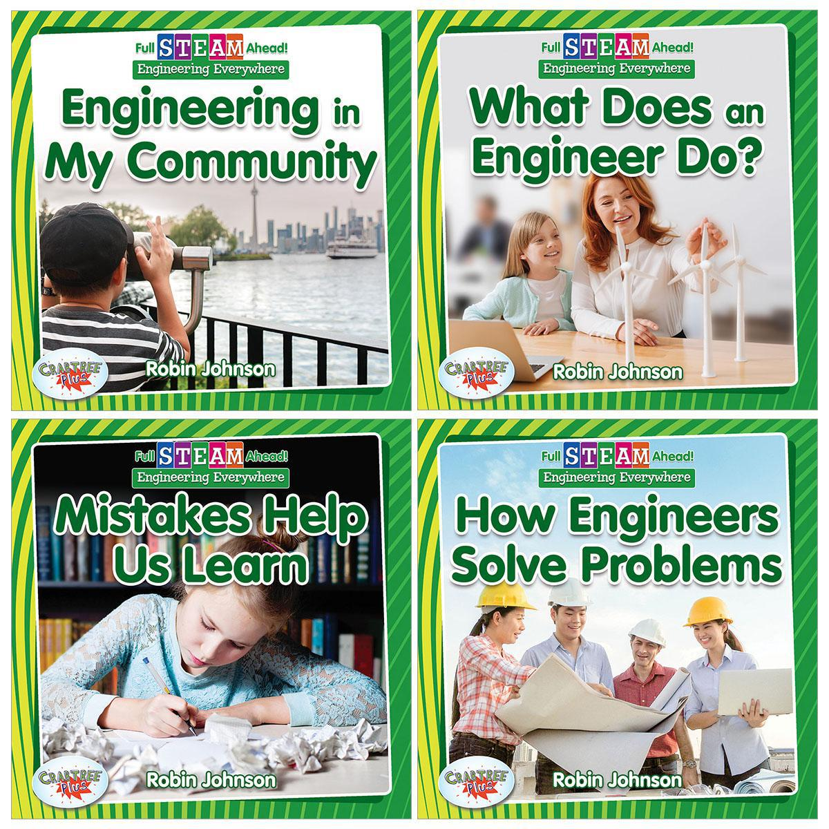 Full STEAM Ahead: Engineering Everywhere 4-Pack
