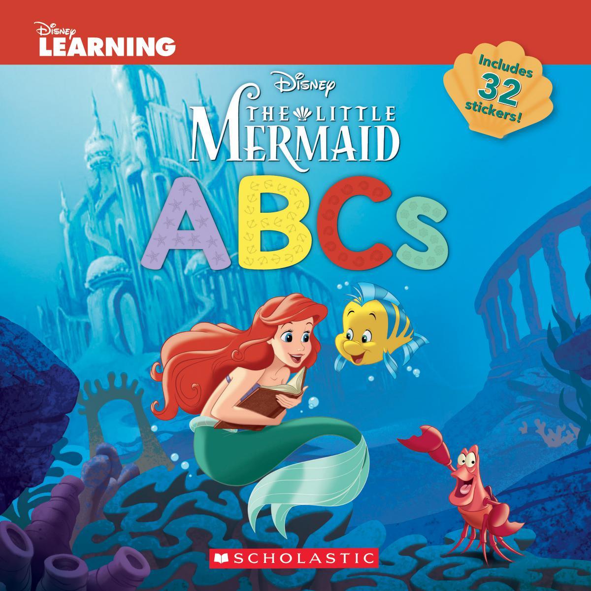 Disney Learning: The Little Mermaid: ABCs