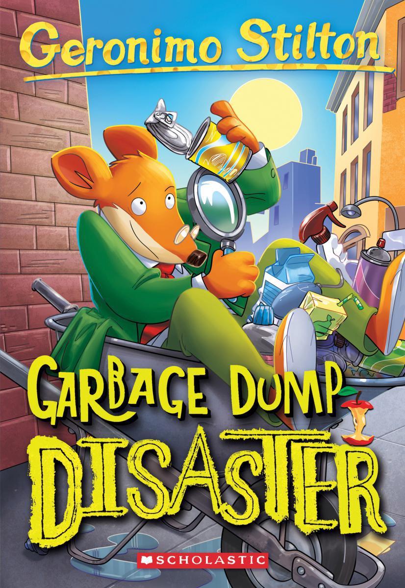 Geronimo Stilton #79: Garbage Dump Disaster