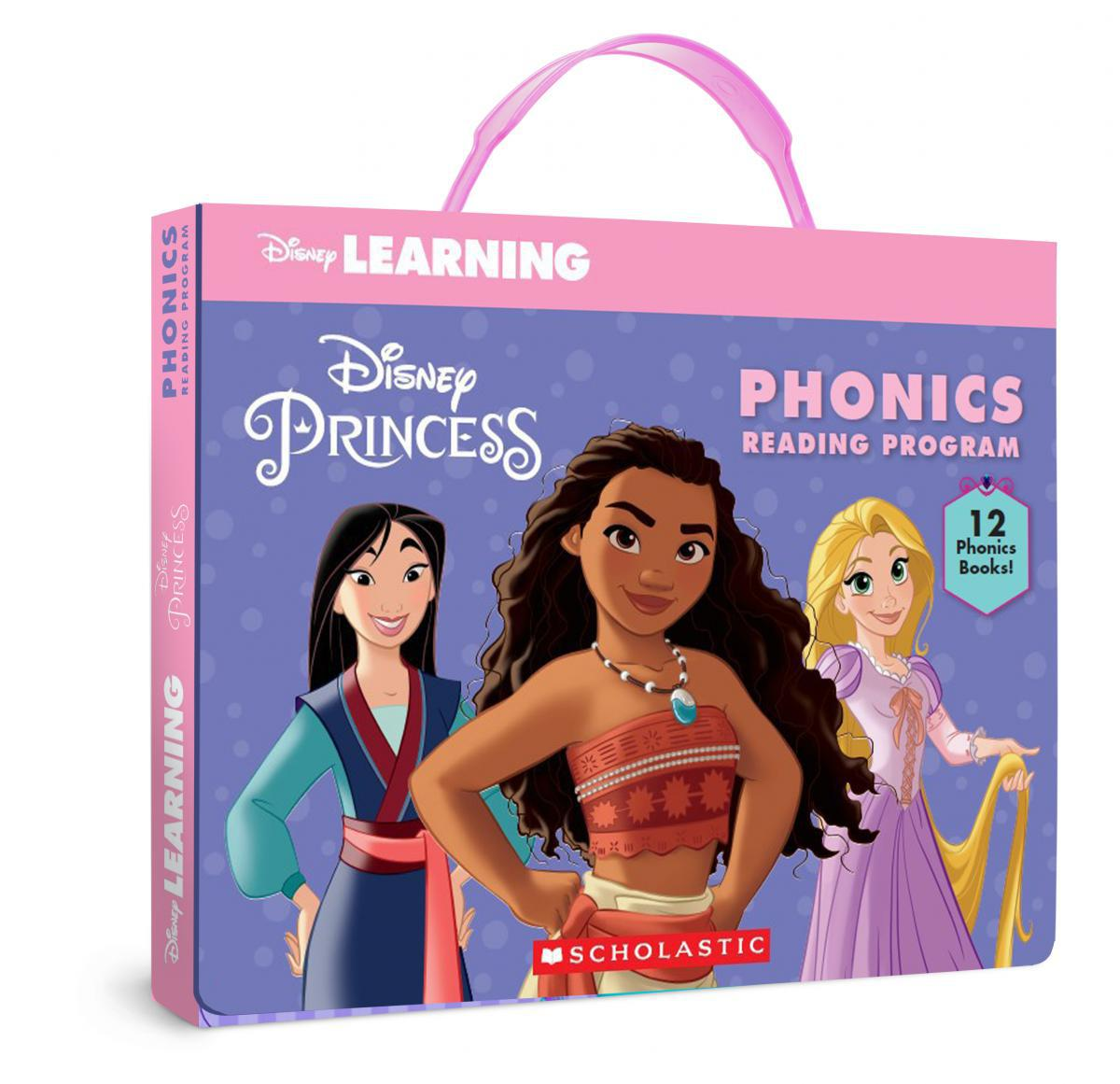 Disney Learning: Disney Princess Phonics Boxed Set