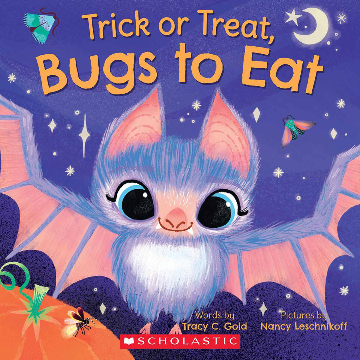 Trick or Treat, Bugs to Eat