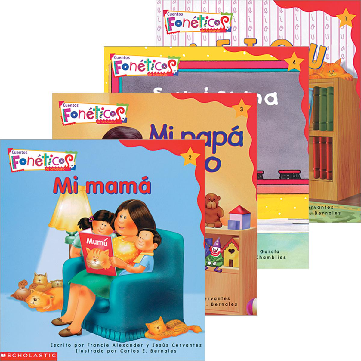 Spanish Phonics Readers Pack