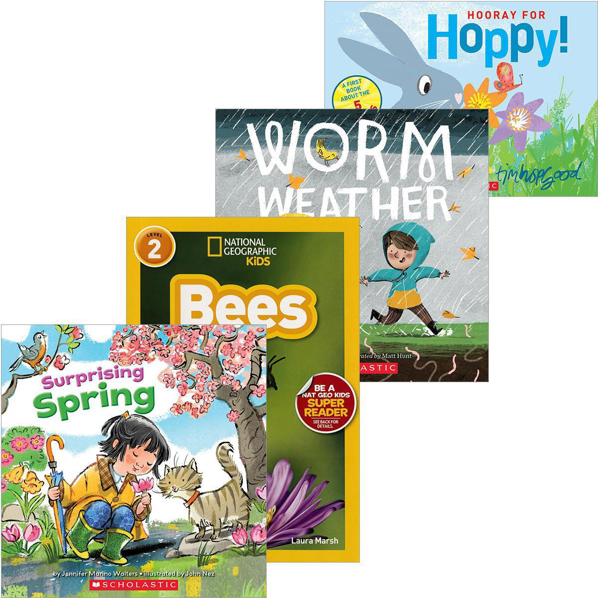 Spring Inquiry Library