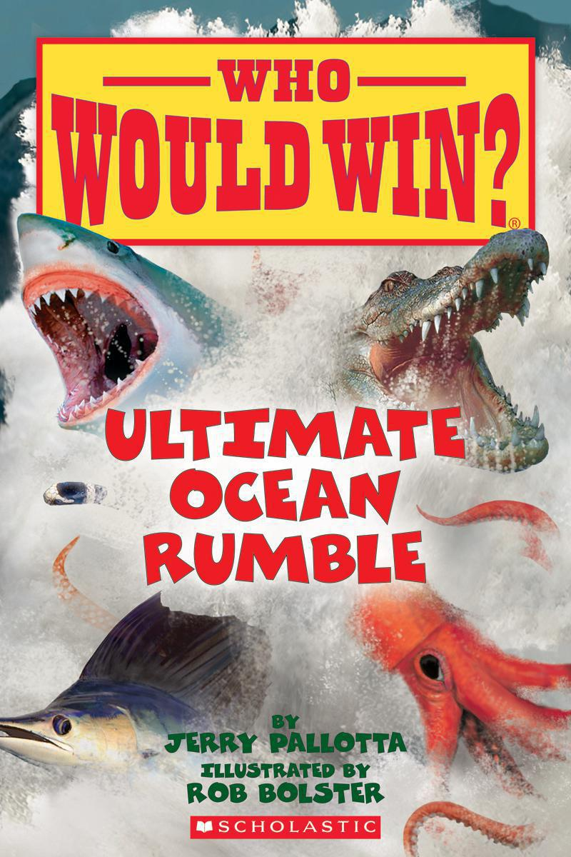 Who Would Win?® Ultimate Ocean Rumble
