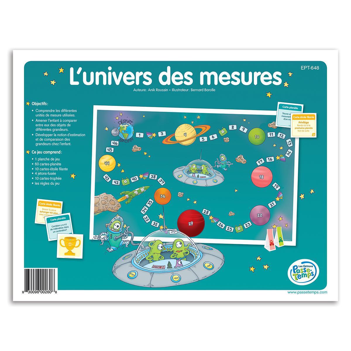 Univers des mesures