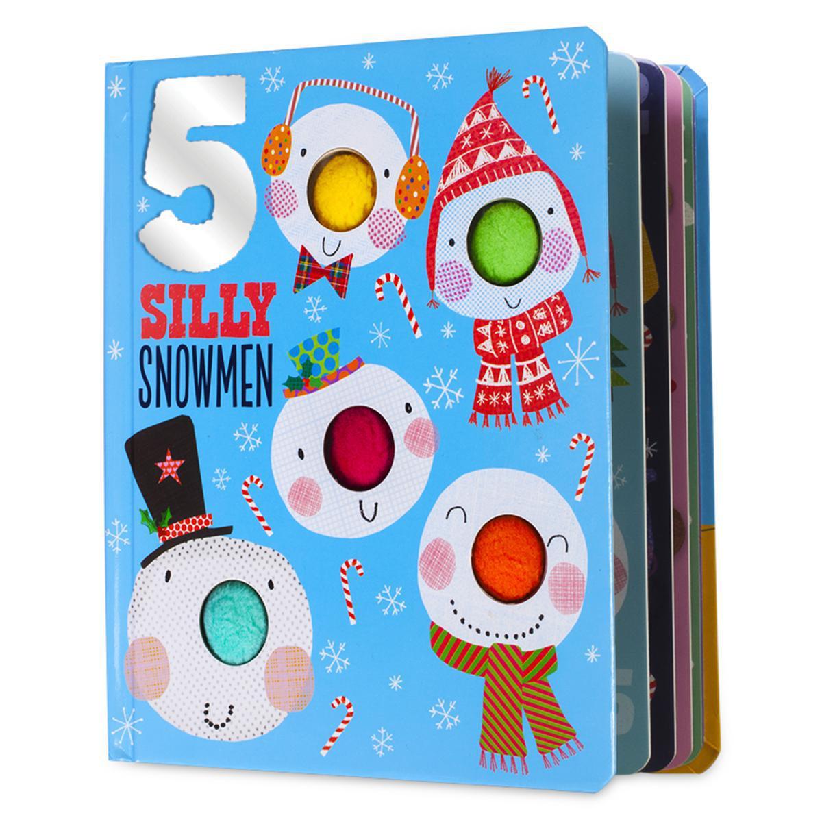 Five Silly Snowmen