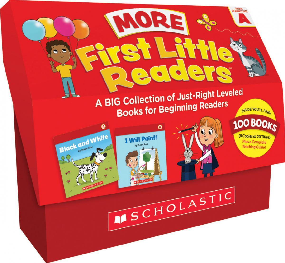 More First Little Readers Class Set