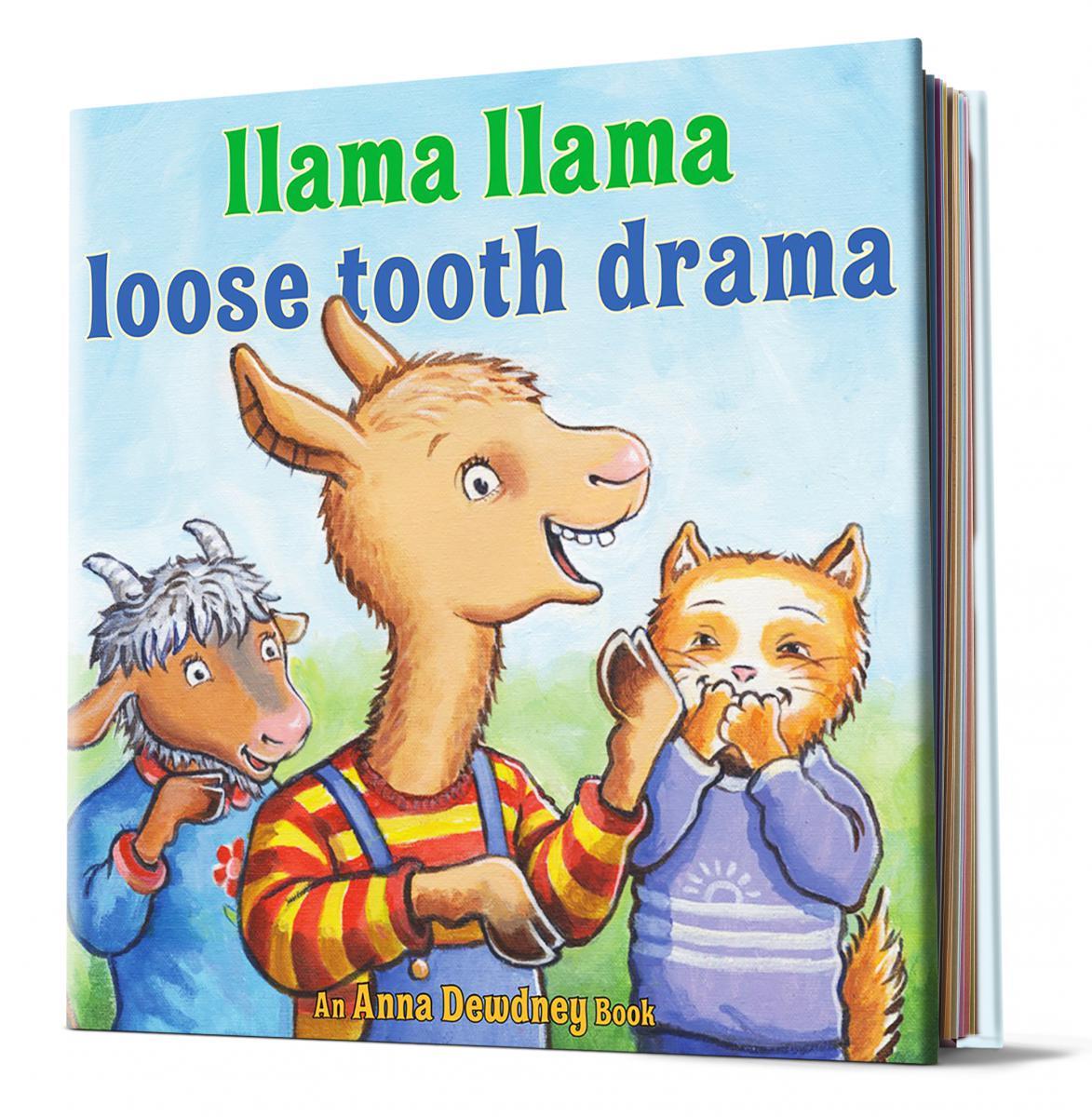Llama Llama: Loose Tooth Drama