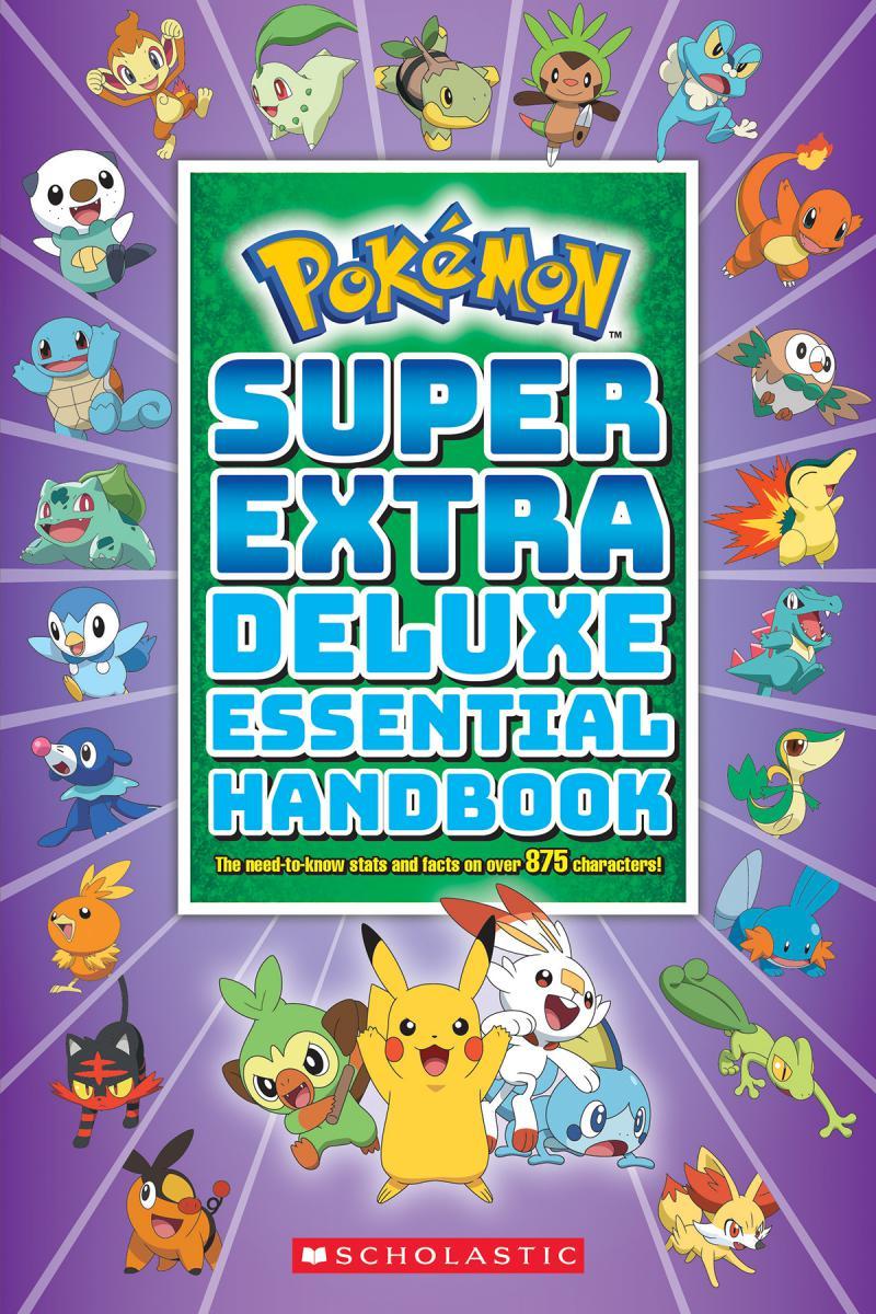 Pokémon: Super Extra Deluxe Essential Handbook