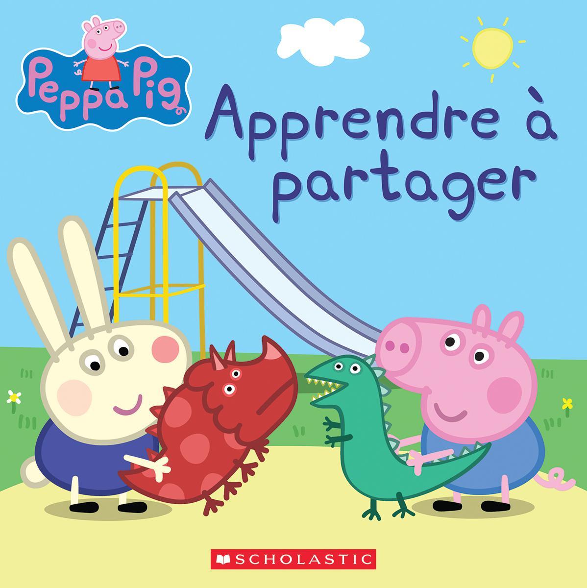Peppa Pig : Apprendre à partager