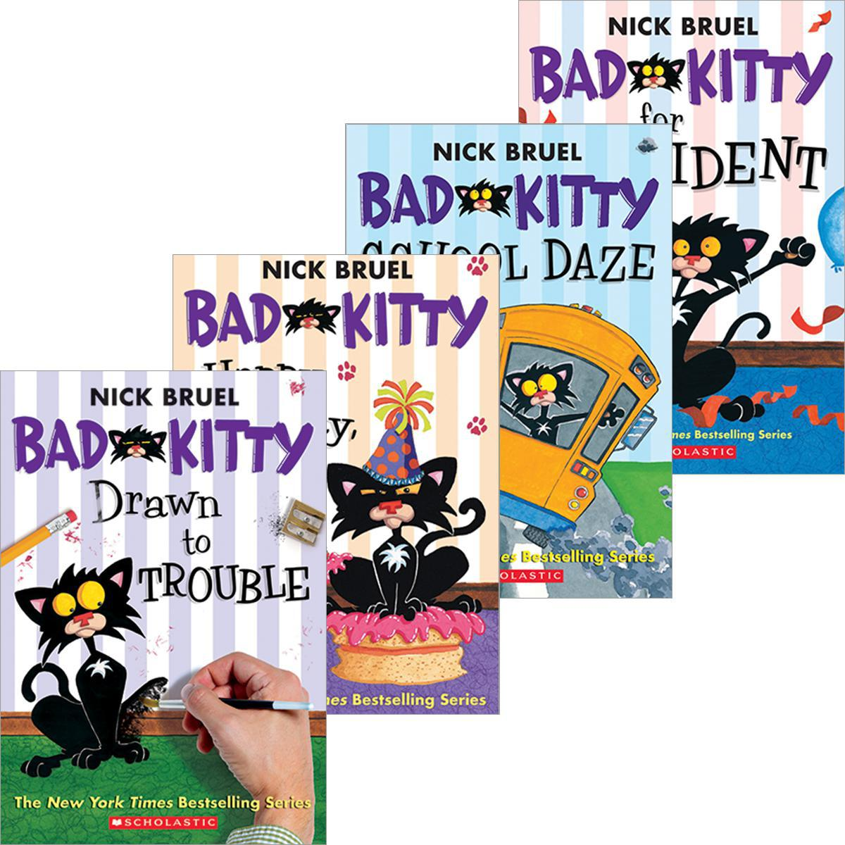 Bad Kitty Pack