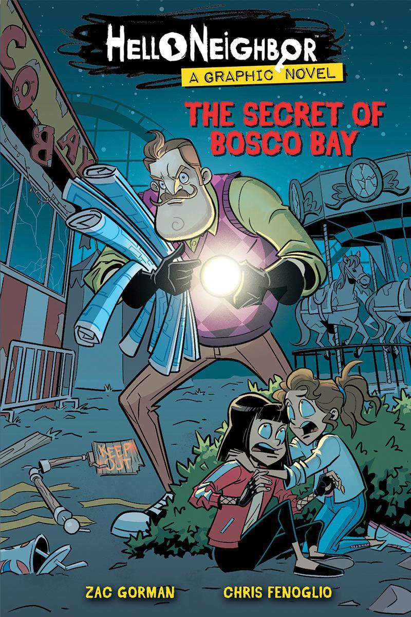 Hello Neighbor: A Graphic Novel: The Secret of Bosco Bay