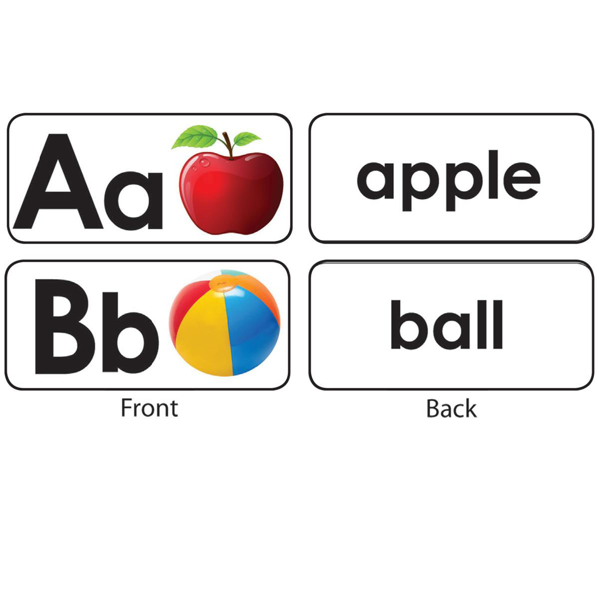 ABC Magnetic Picture Words