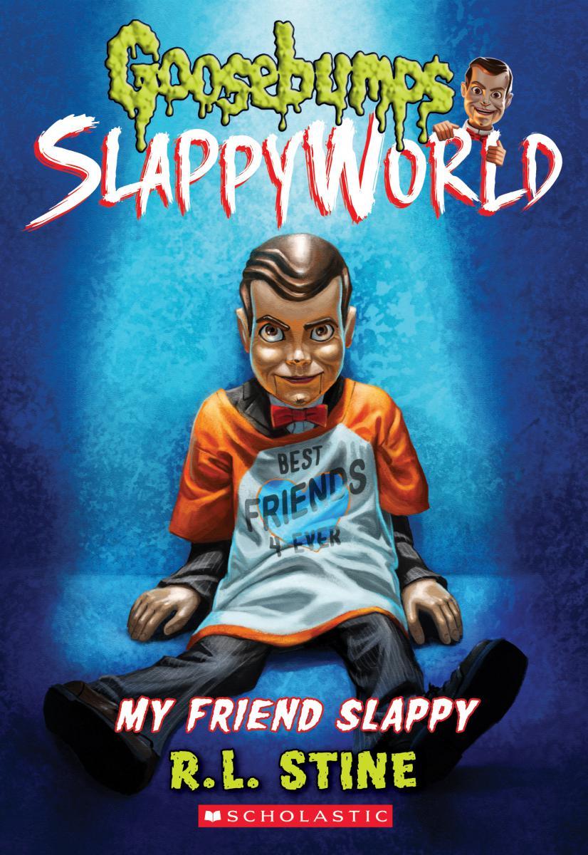 Goosebumps SlappyWorld #12: My Friend Slappy
