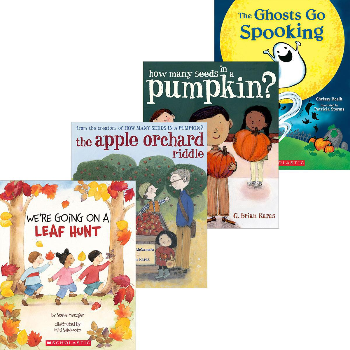 Fall STEM Pack for Primary