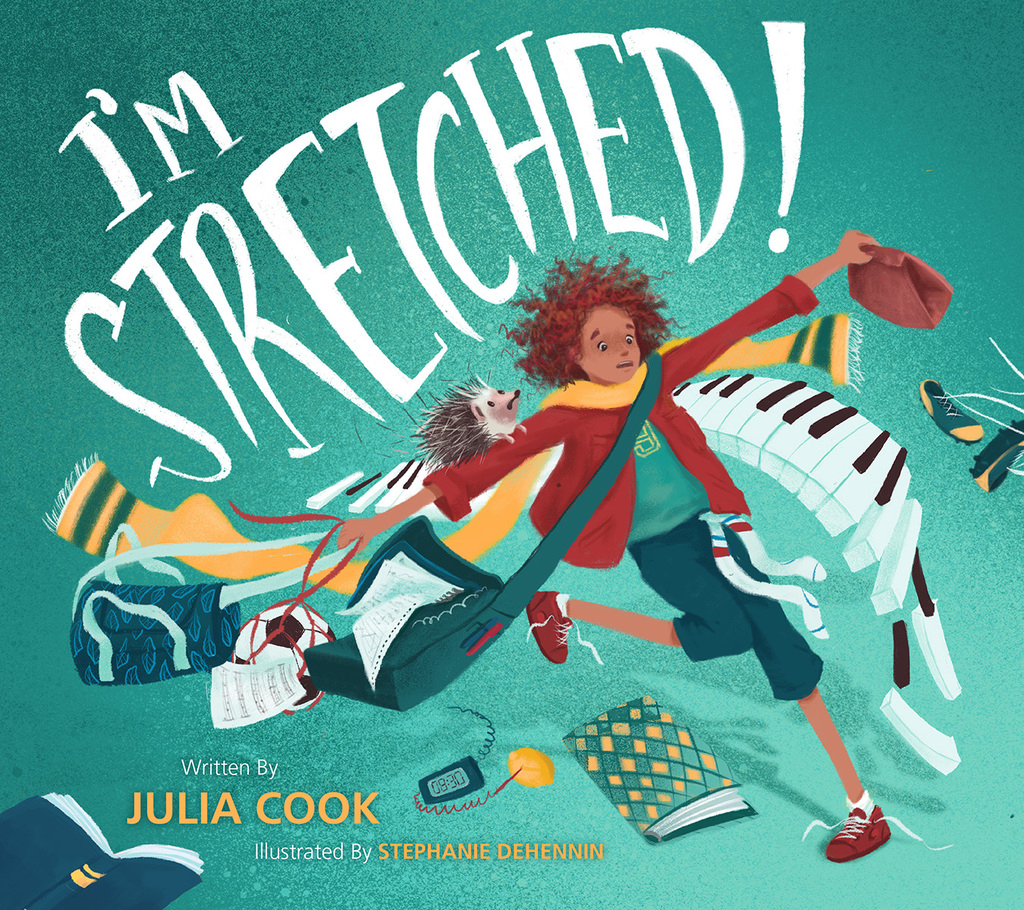 I'm Stretched!