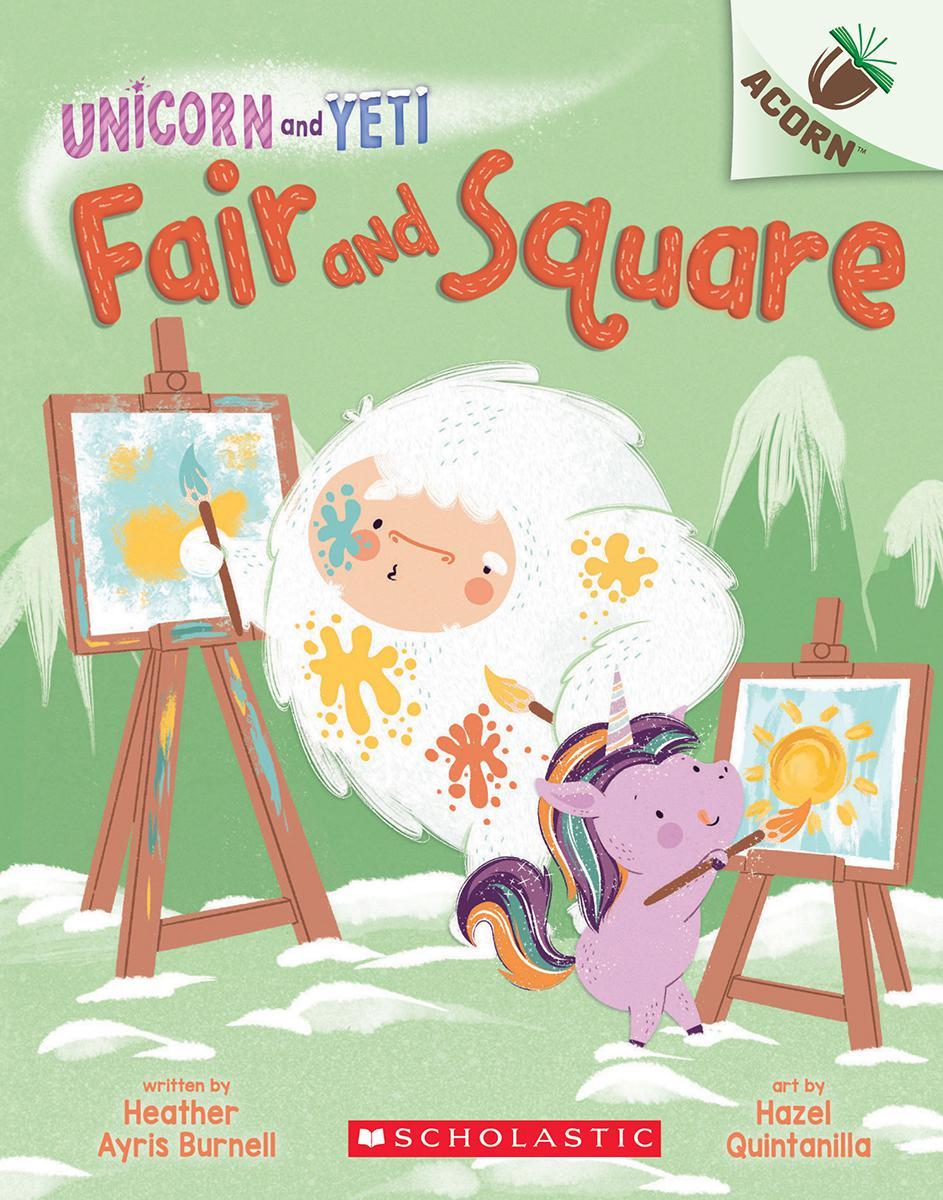 Unicorn and Yeti #5: Fair and Square