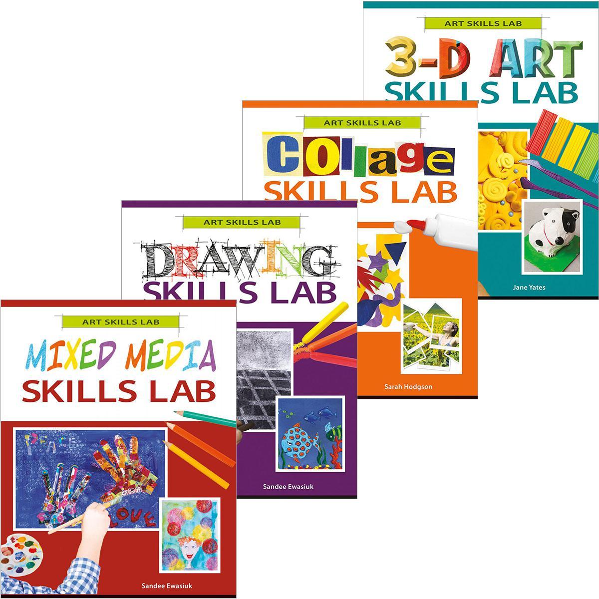 Art Skills Lab 6-Pack