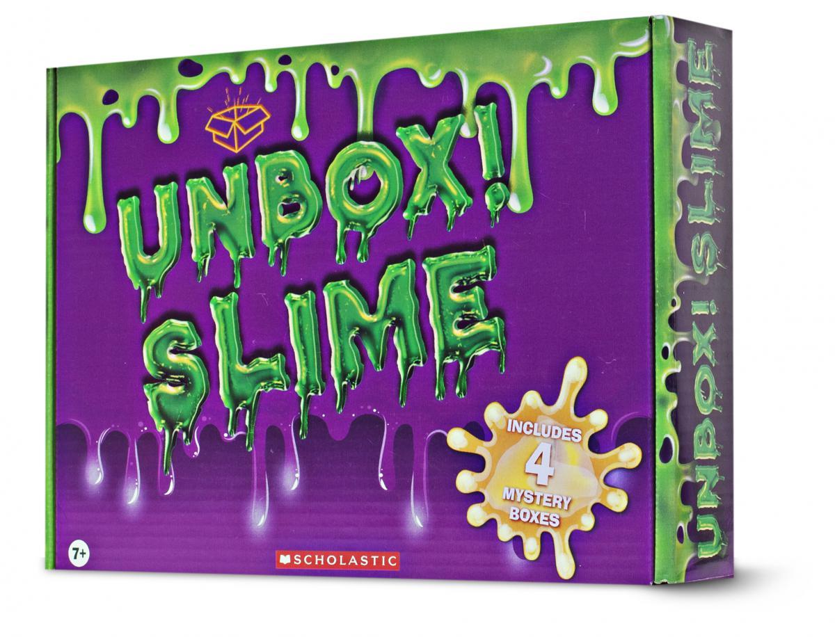 Unbox! Slime