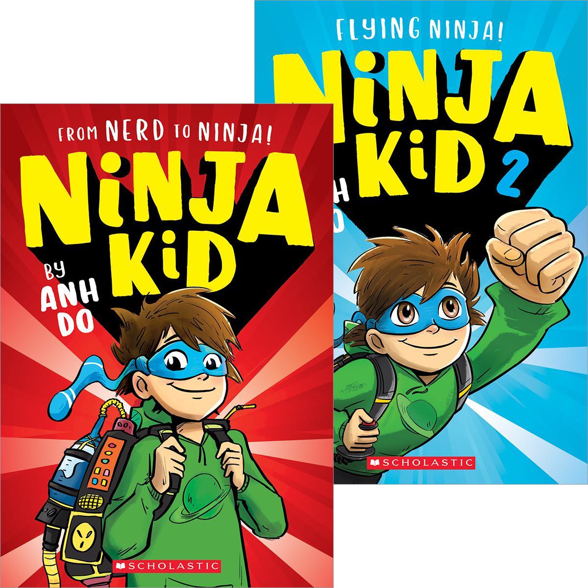 Ninja Kid #1 - #2 Pack
