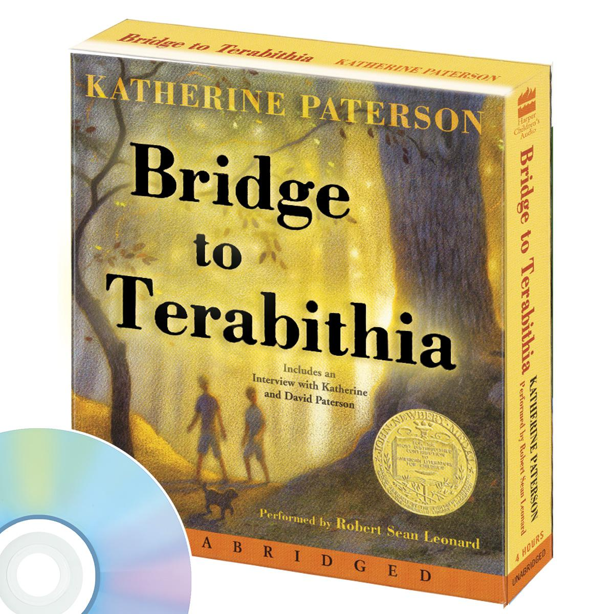 Bridge to Terabithia Audio Book