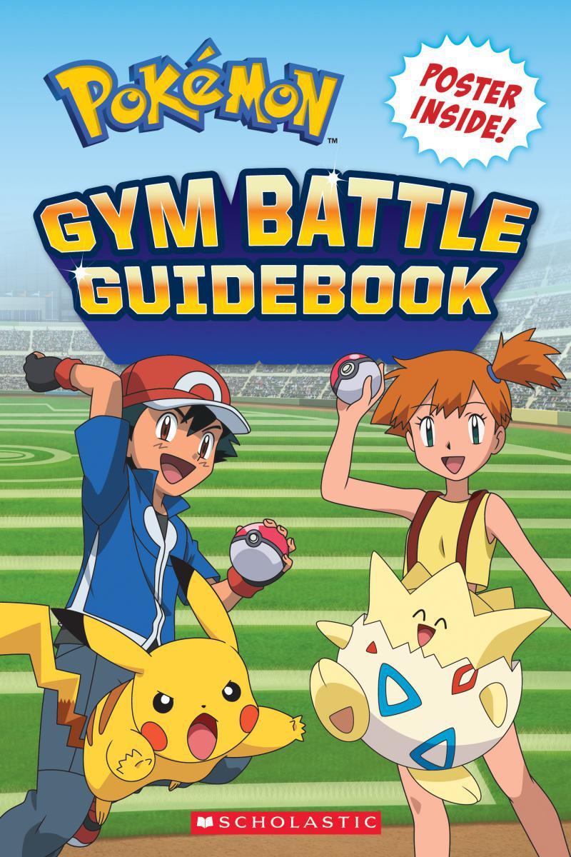 Pokémon: Gym Battle Guidebook