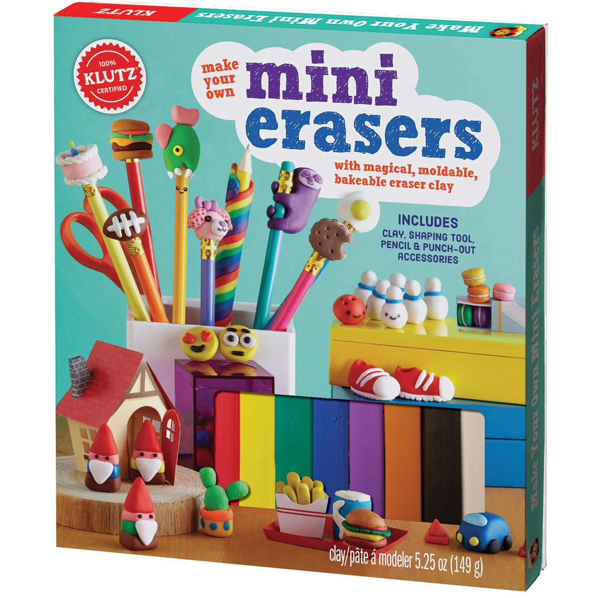 Klutz® Make Your Own Mini Erasers