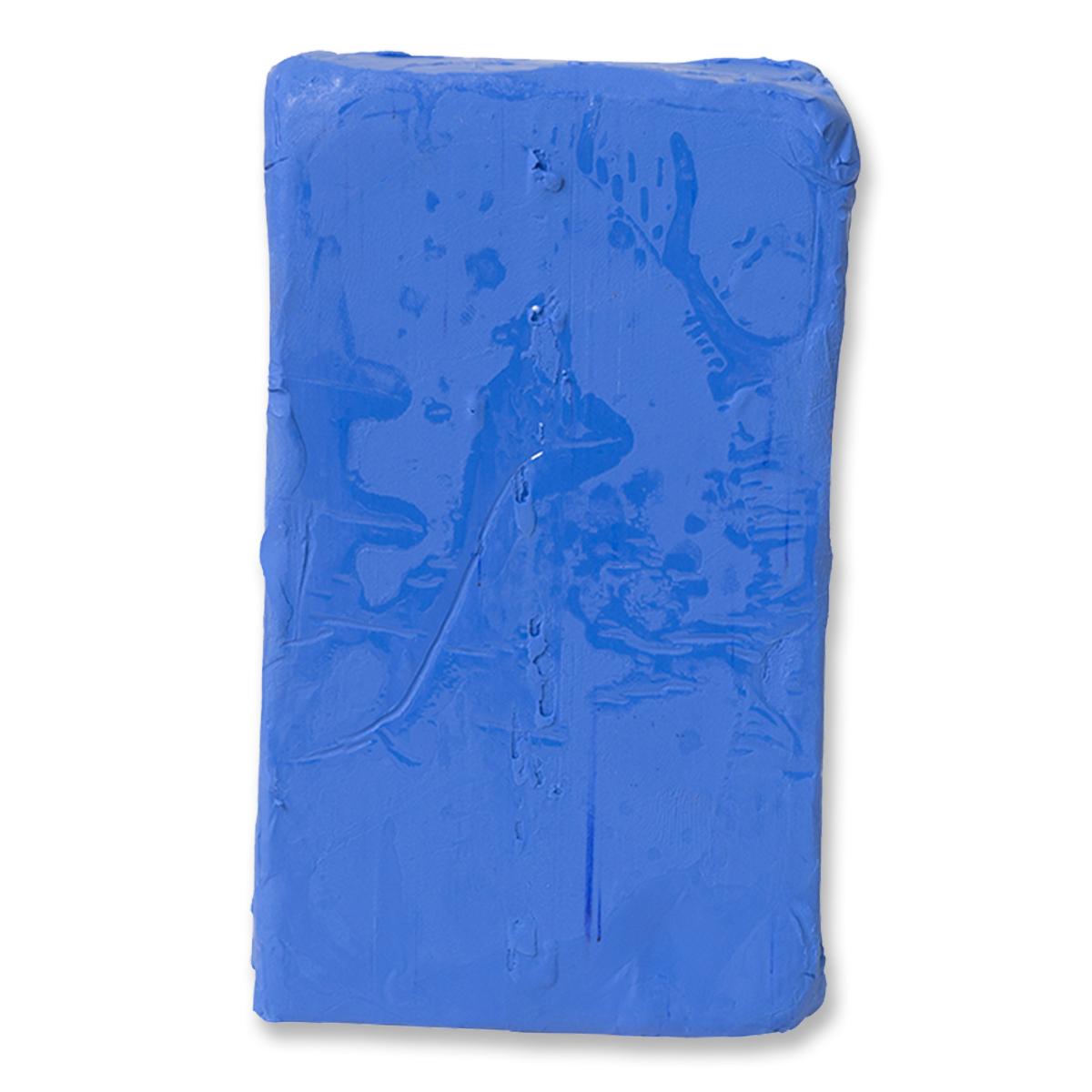 Pâte à modeler : bleue