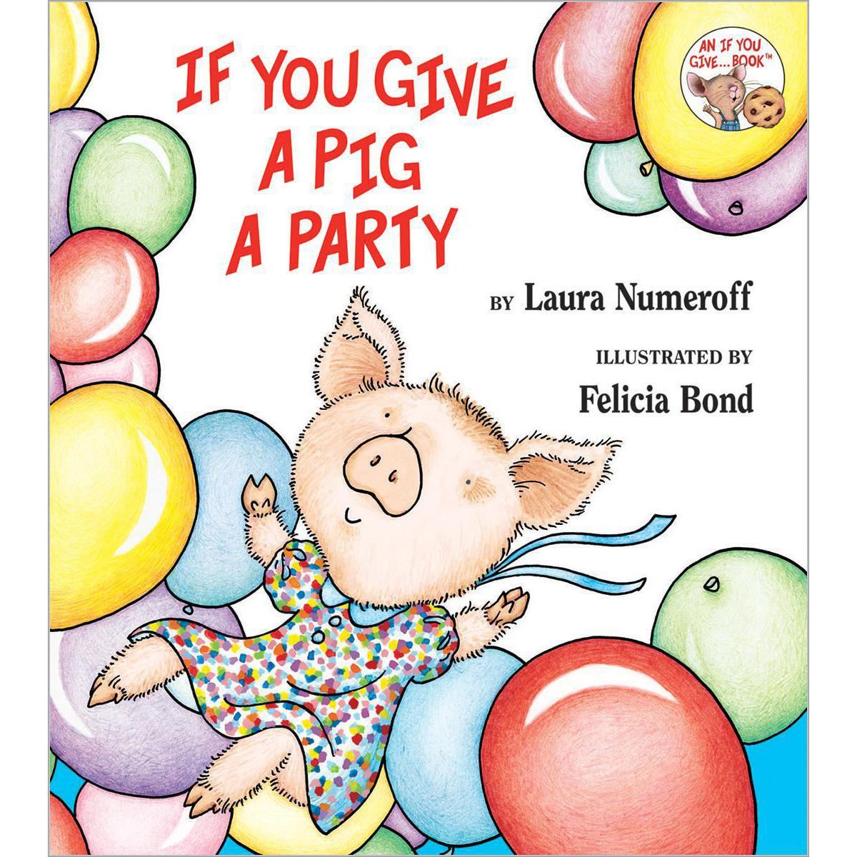 If You Give a Pig a Party 10-Pack