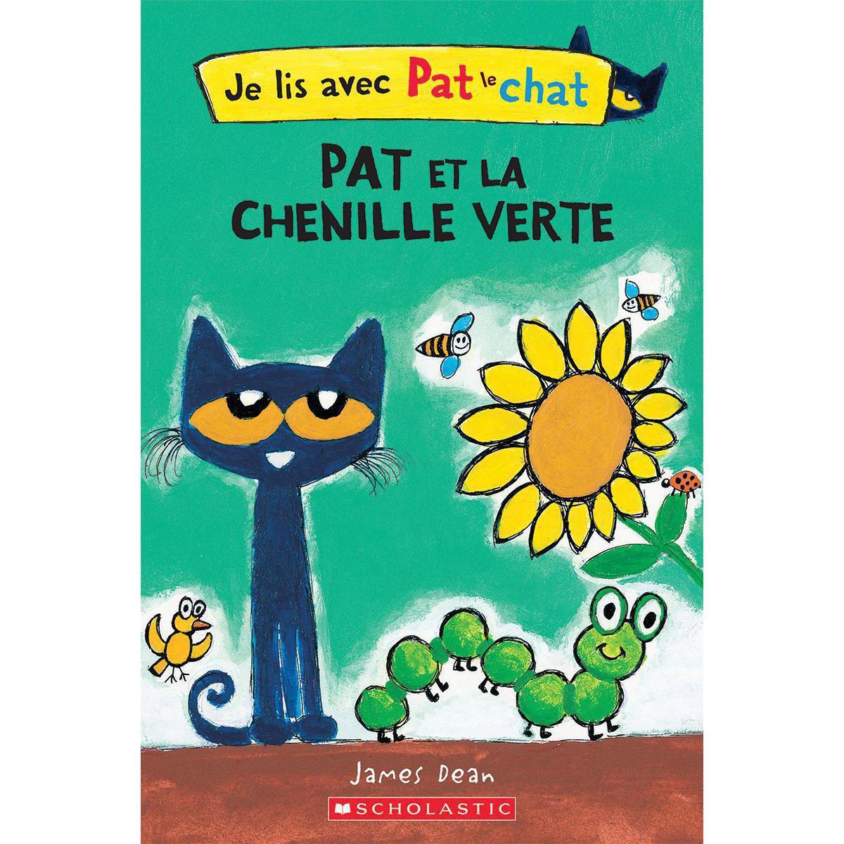 Livres-cadeaux Je lis avec Pat le chat