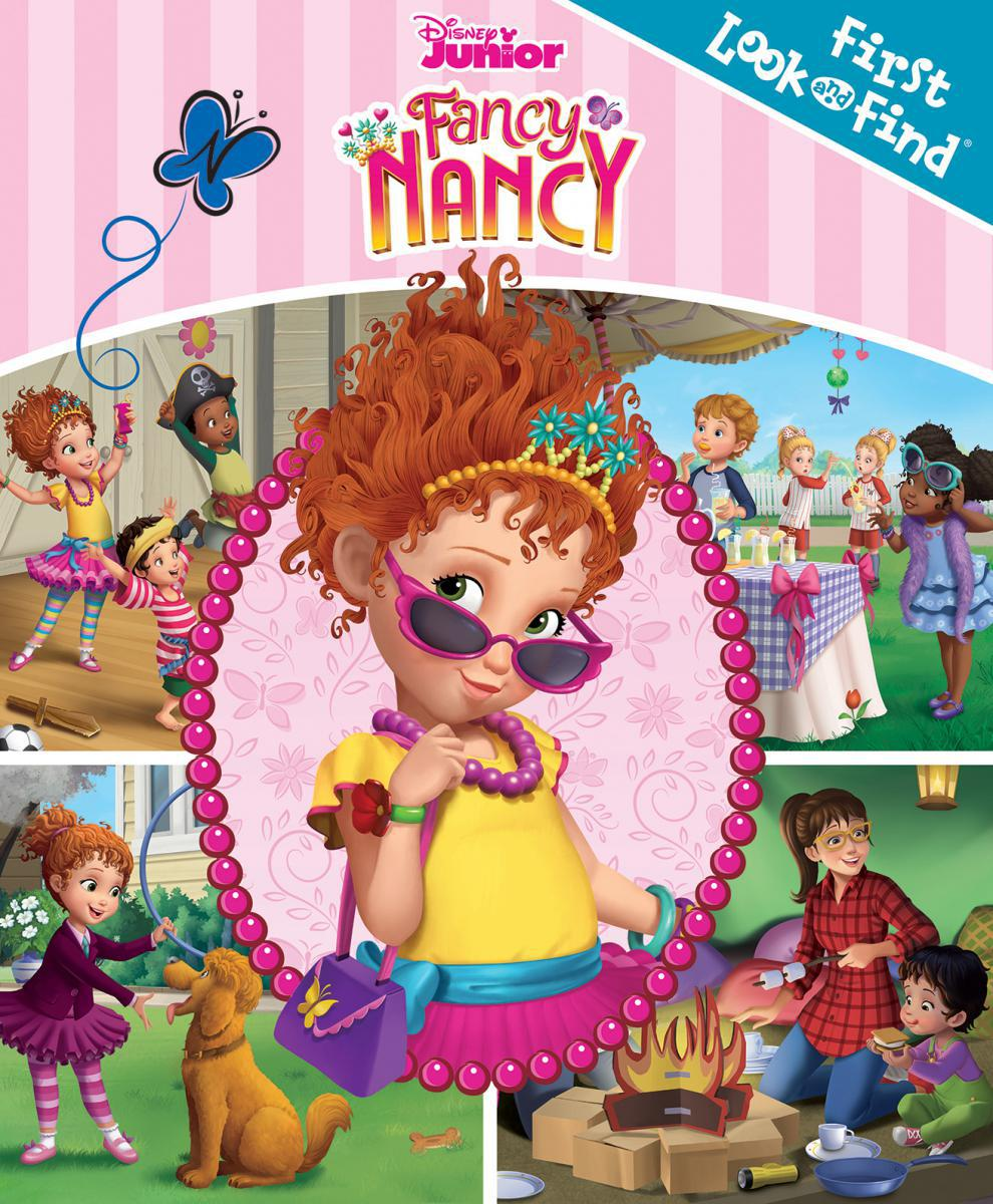 First Look and Find: Disney Fancy Nancy