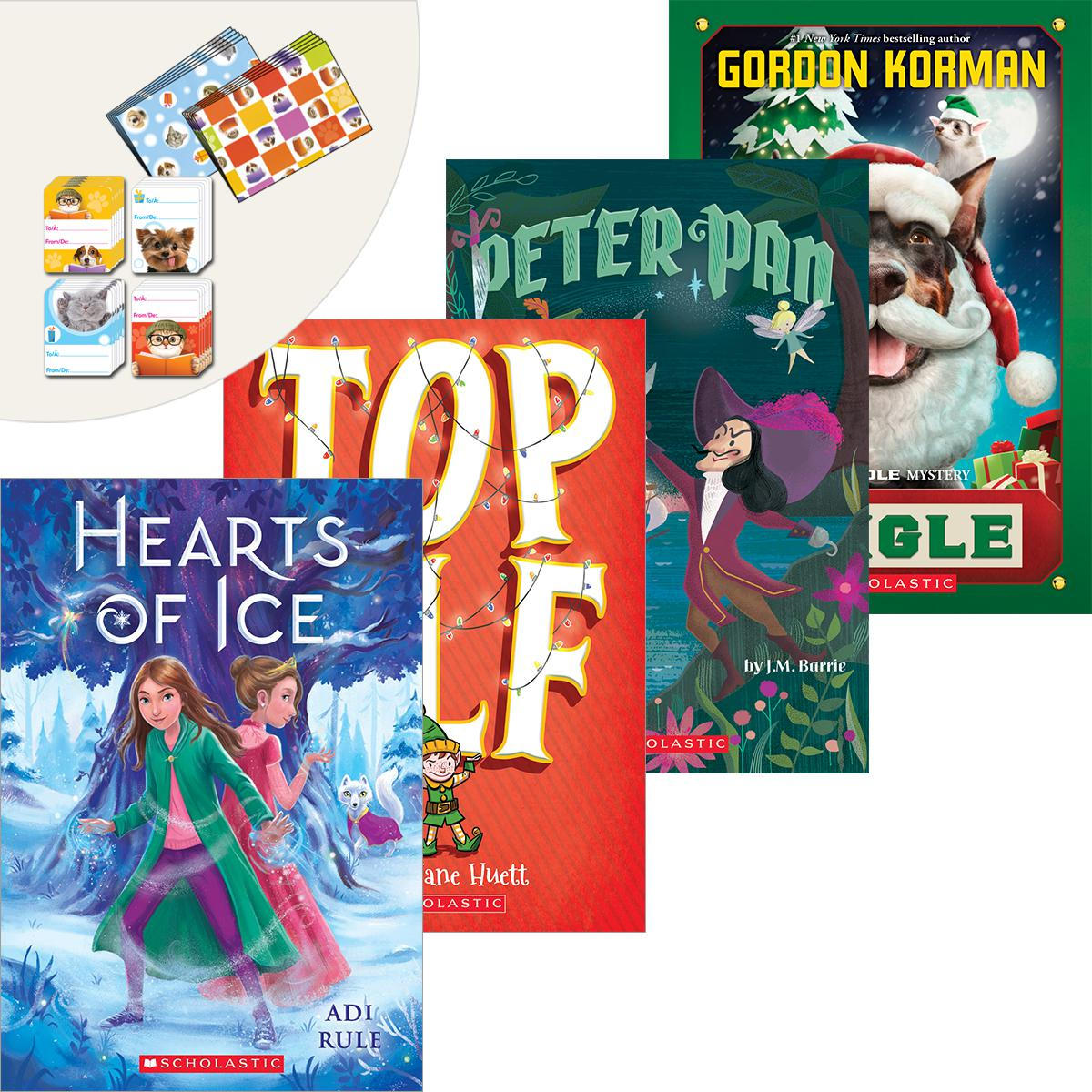 Instant Holiday Library Grades 5+