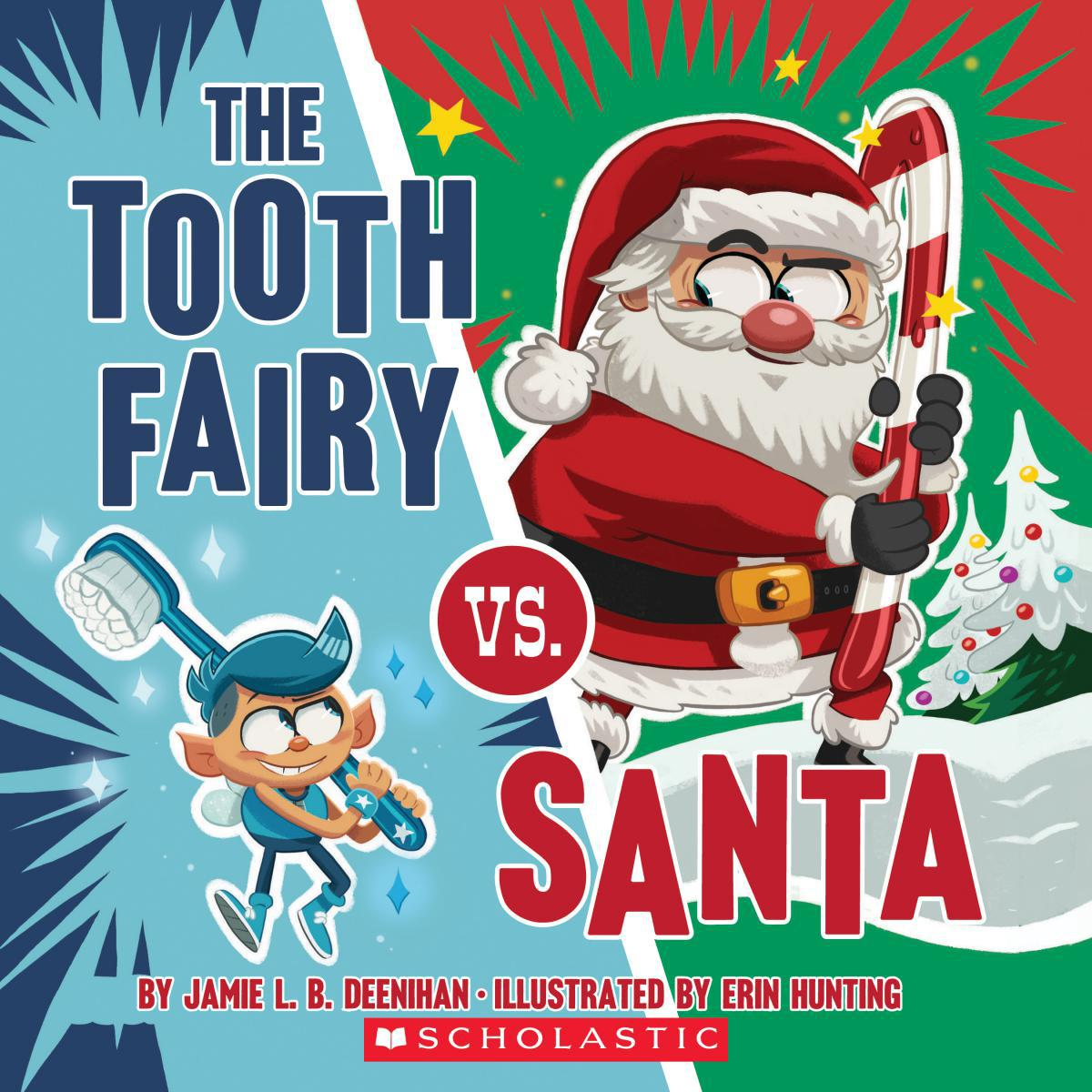 The Tooth Fairy vs. Santa
