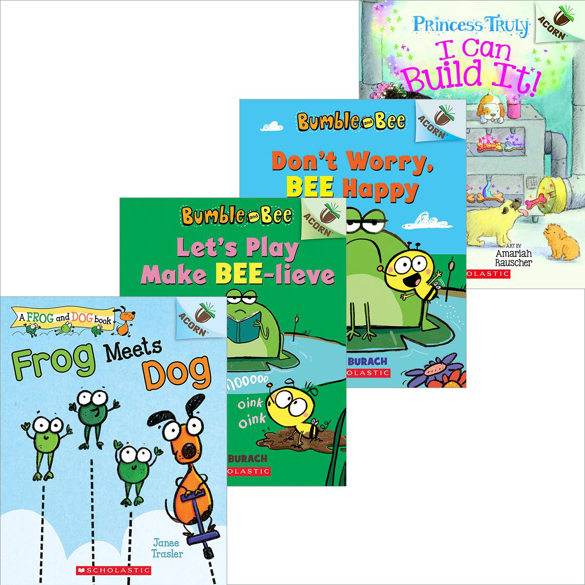 Acorn Beginning Independent Reading Pack