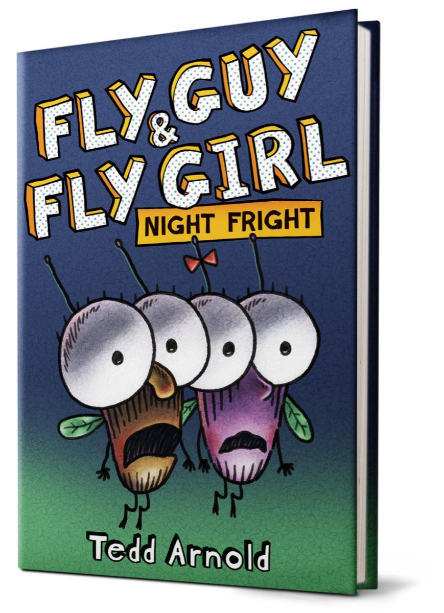 Fly Guy & Fly Girl: Night Fright