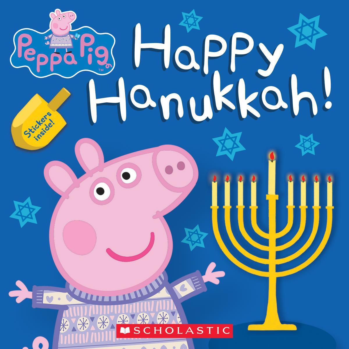 Peppa Pig: Happy Hanukkah!