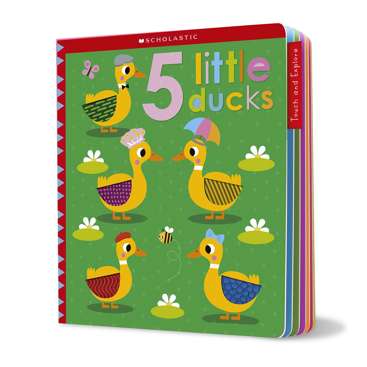 Scholastic Early Learners: 5 Little Ducks
