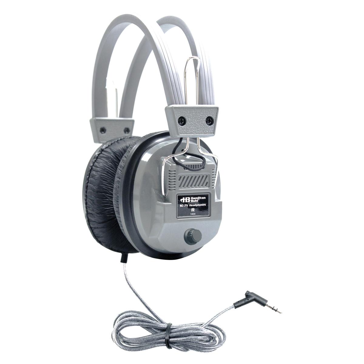 Casque d'écoute stéréo Hamilton® SchoolMate™ avec contrôle de volume
