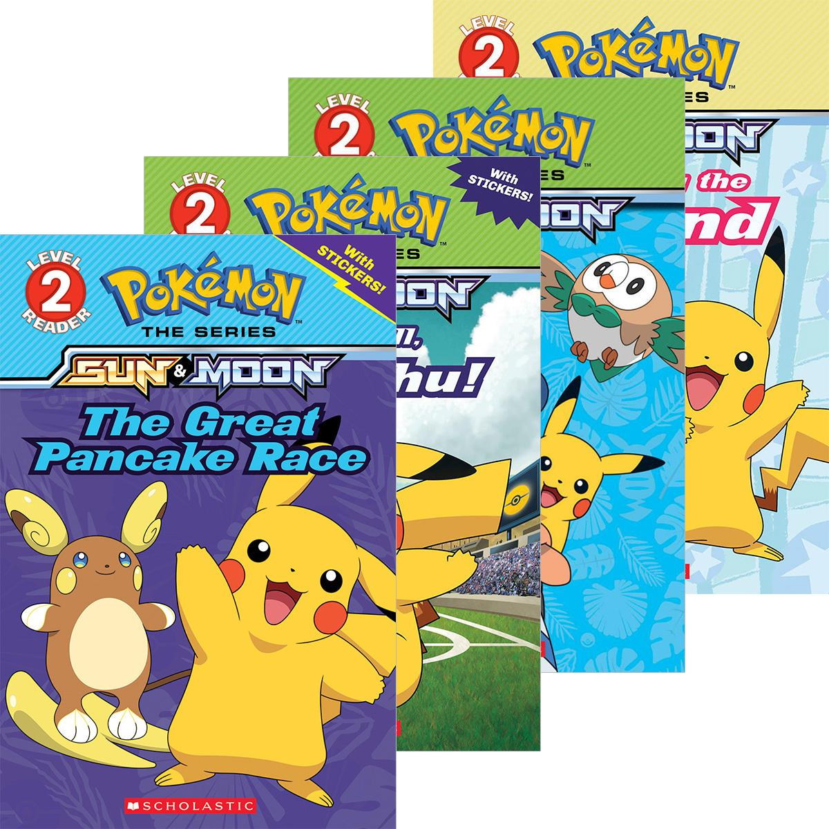 Pokémon: The Series: Sun & Moon Reader Pack