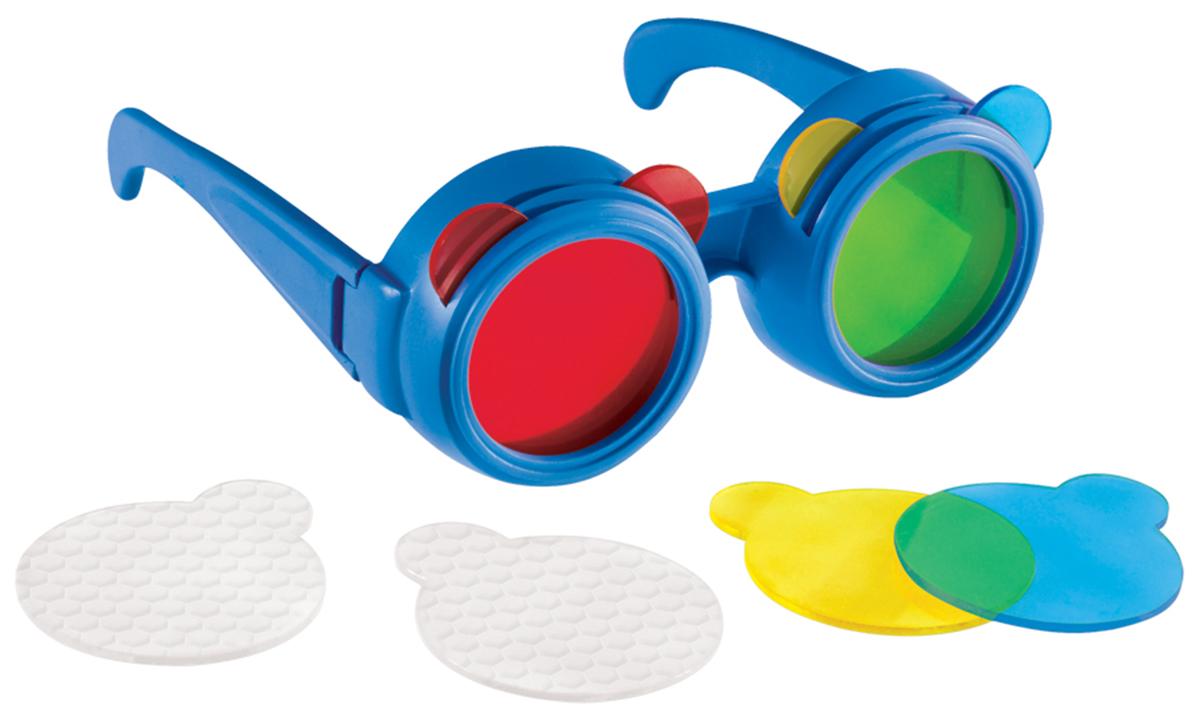Lunettes à lentilles de couleur
