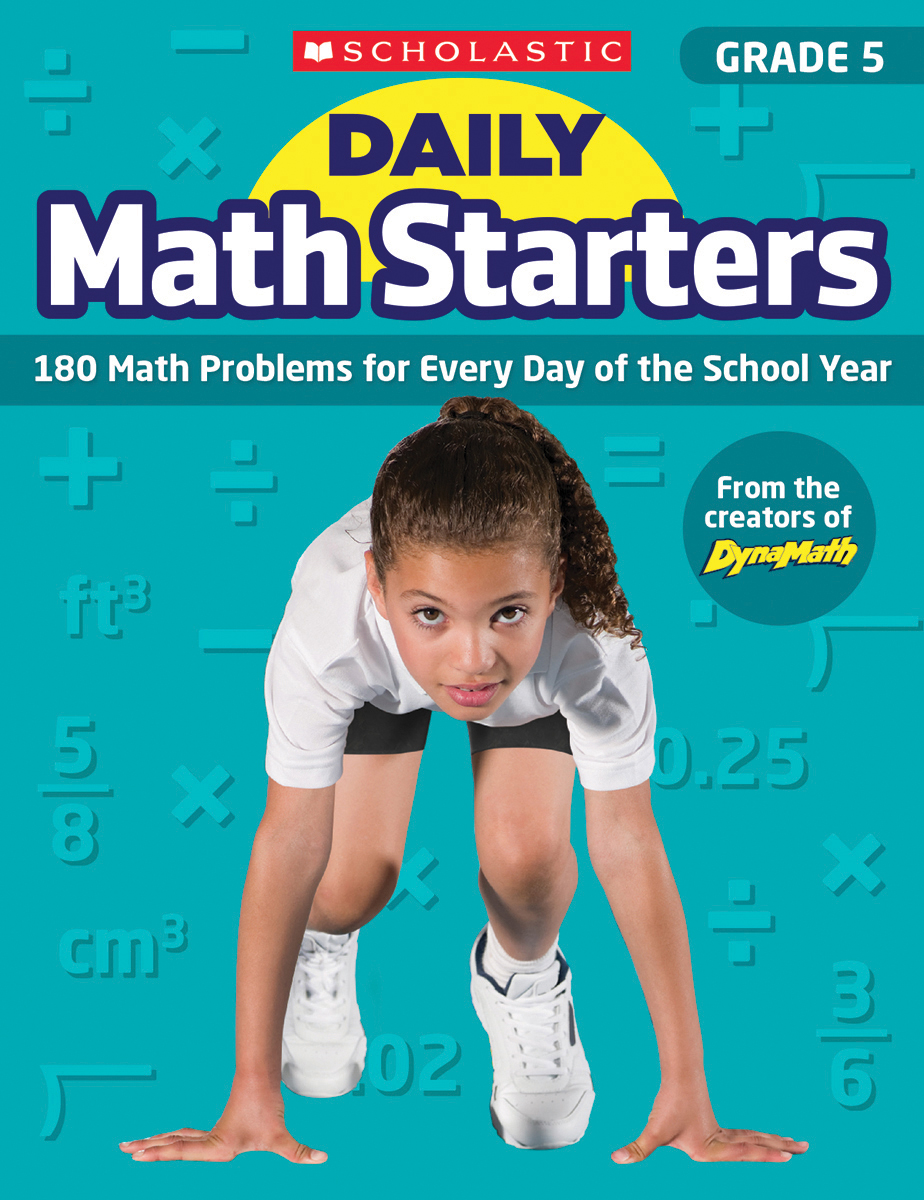 Daily Math Starters: Grade 5